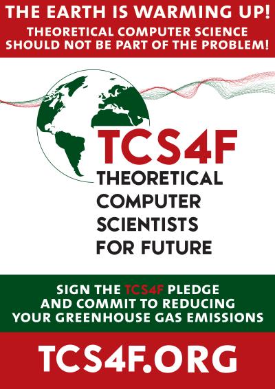 TCS4F poster